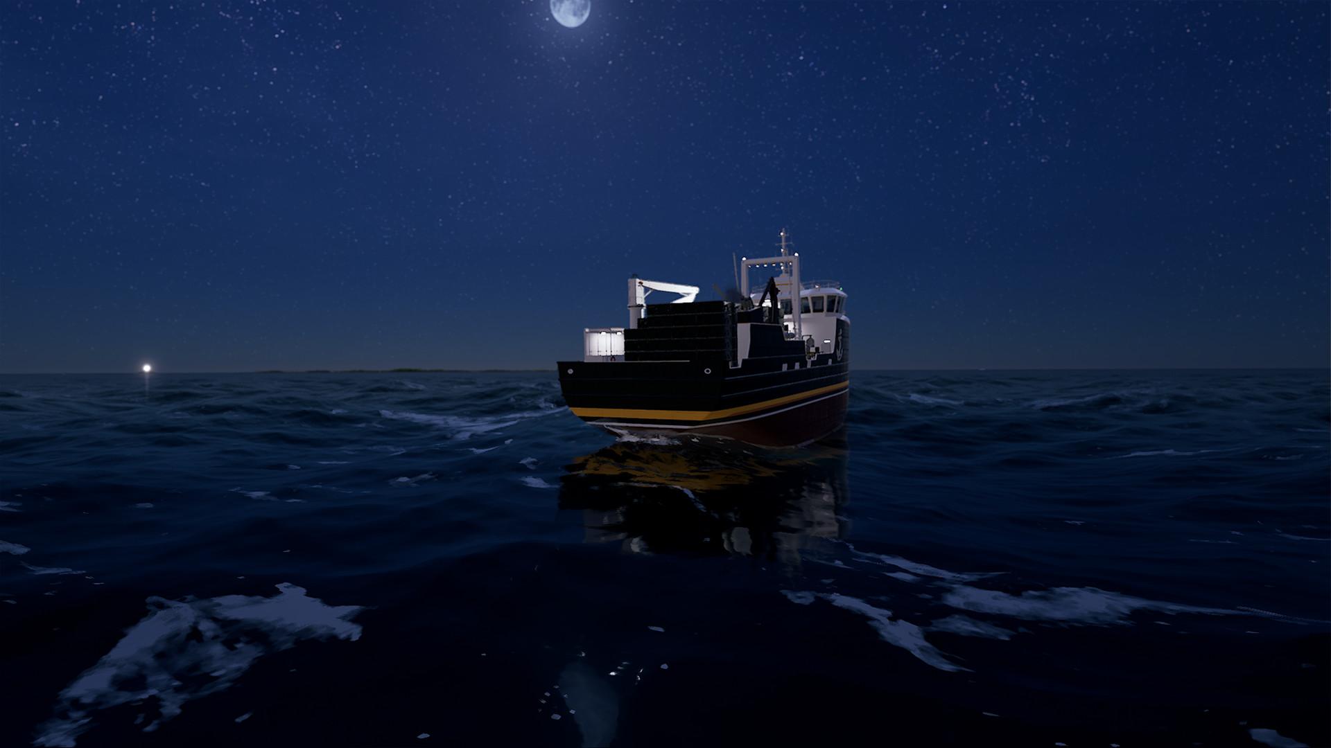 Fishing North Atlantic On Steam