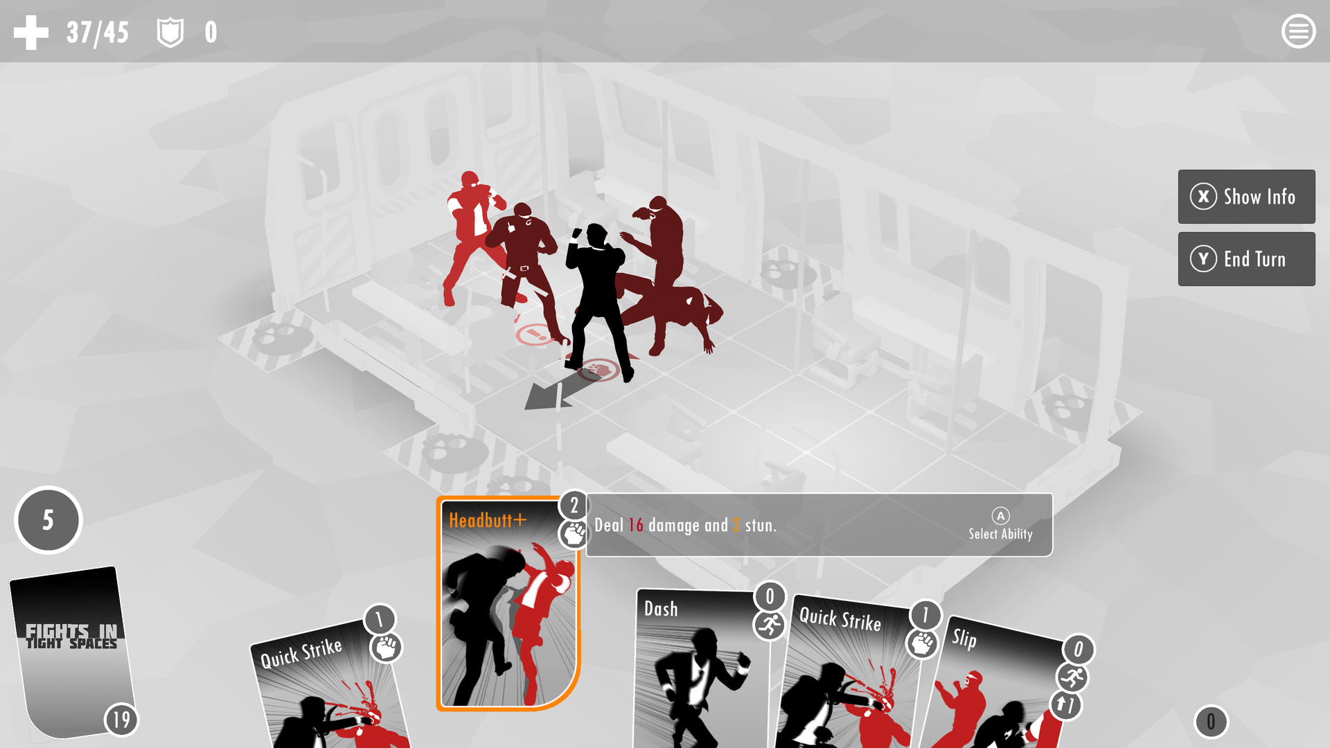 Fights in Tight Spaces on Steam