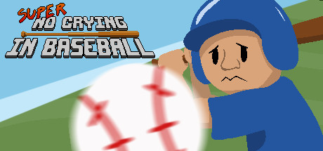 Super No Crying in Baseball Cover Image