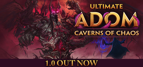Ultimate ADOM  Caverns of Chaos Capa