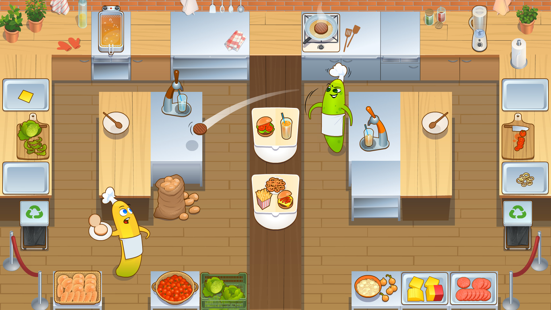 An Image from Let's Cook Together