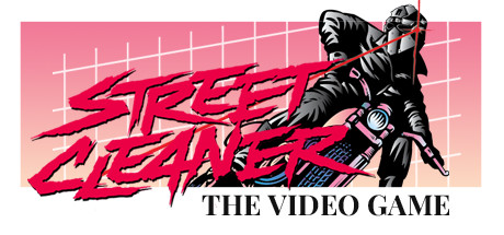 Street Cleaner The Video Game Capa