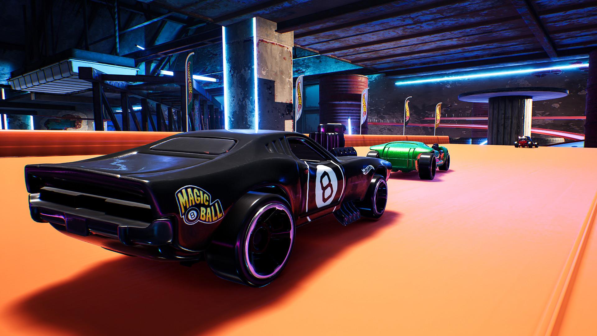 Hot Wheels Unleashed descubre su gameplay en un nuevo tráiler 2