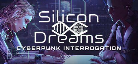 Silicon Dreams    cyberpunk interrogation Capa