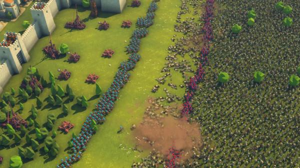 Steam新品节:经营策略《要战便战》明年1月发售 现提供免费试玩