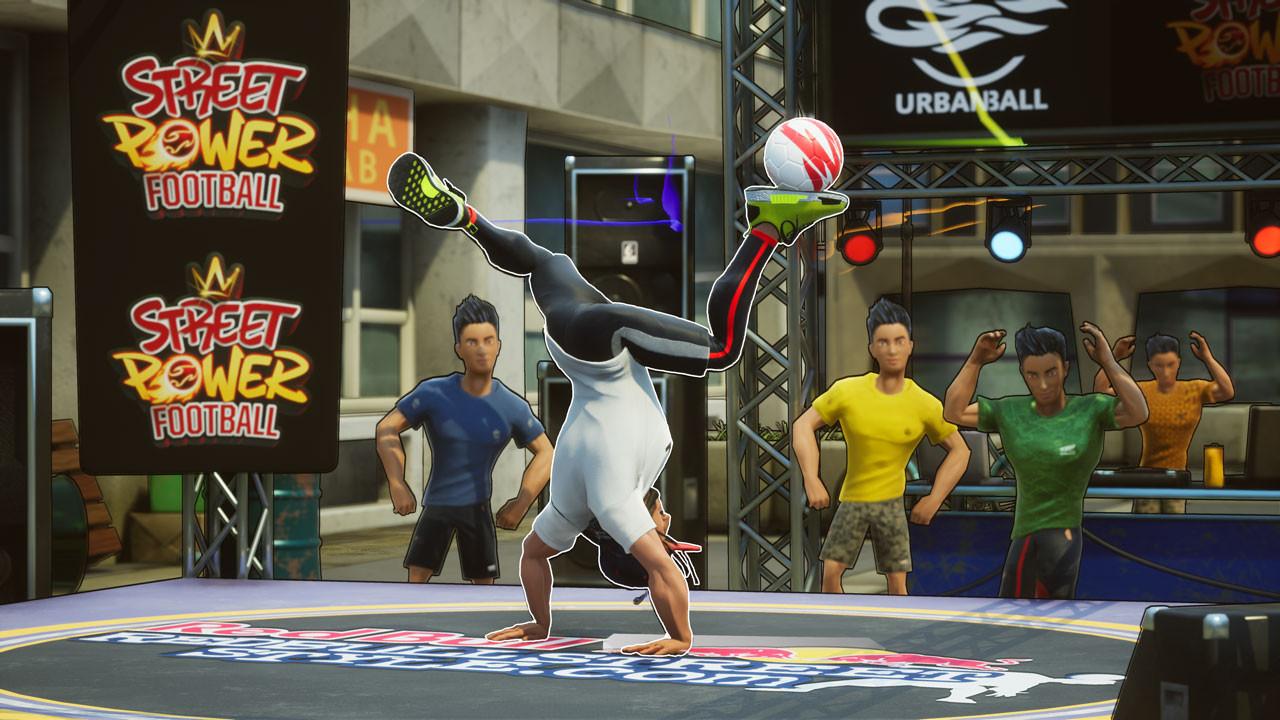 Street Power Football expone un nuevo modo de juego en un tráiler 2