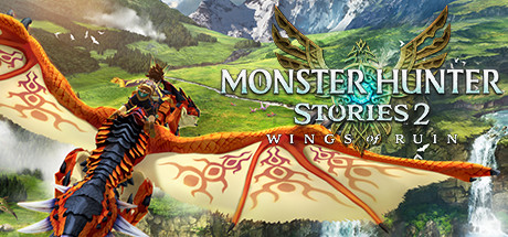 Monster Hunter Stories 2: Wings of Ruin Cover Image