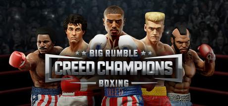 Big Rumble Boxing Creed Champions Capa