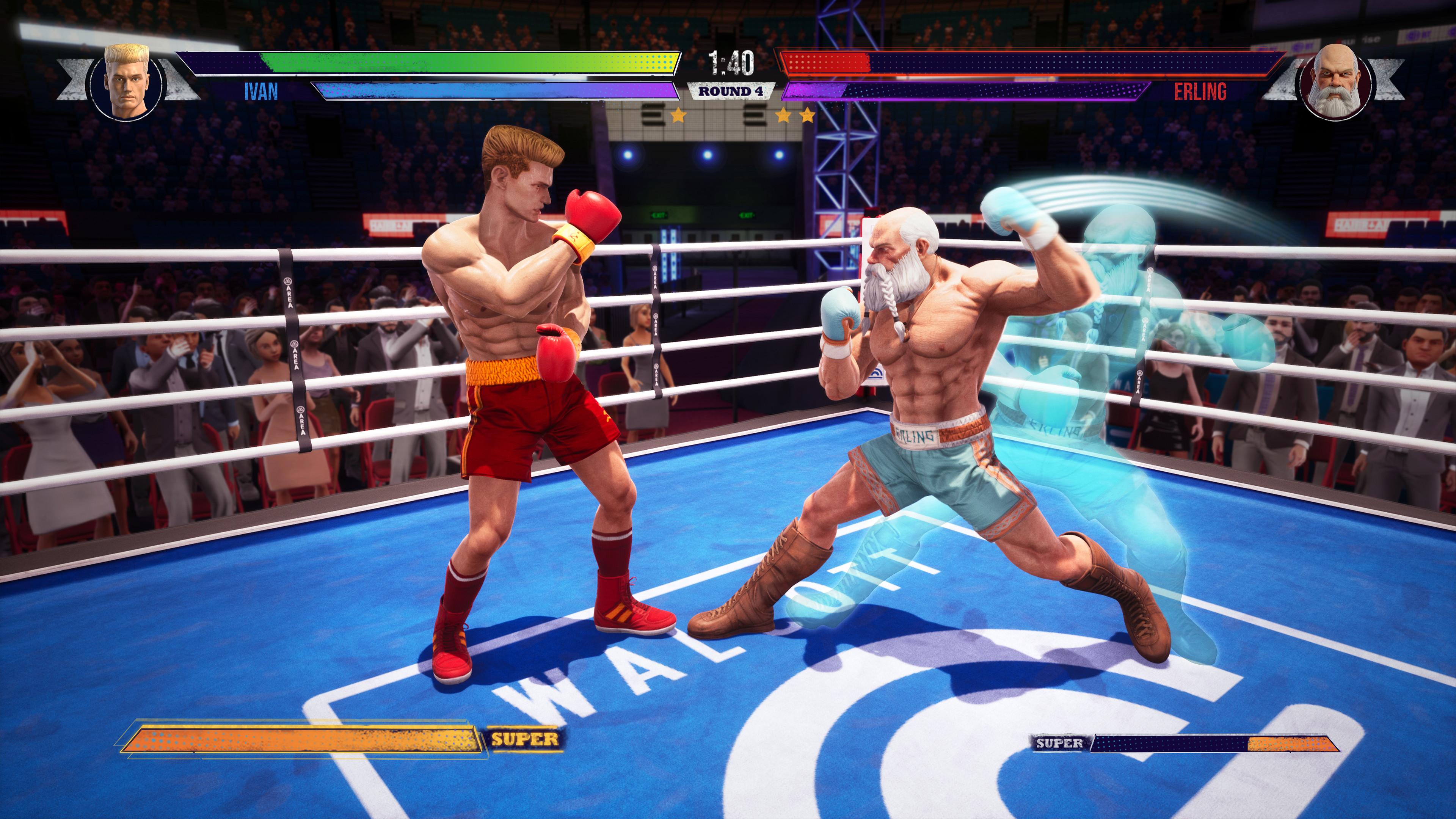 Big Rumble Boxing Creed Champions Free Download