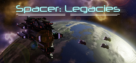Spacer Legacies Capa