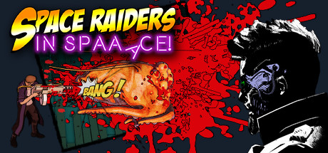 Space Raiders in Space Cover Image
