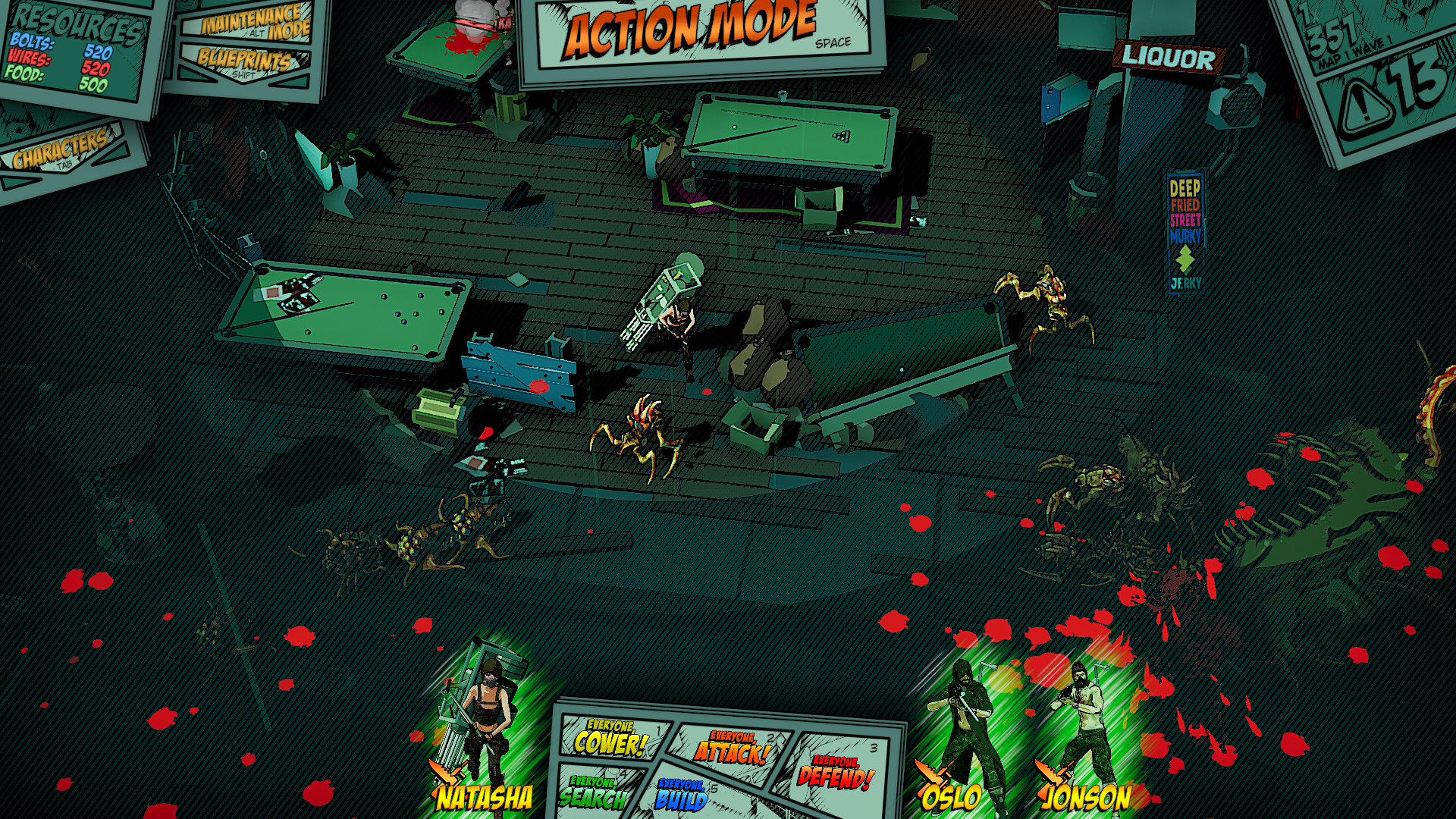 Space Raiders in Space Free Download