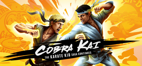 Cobra Kai The Karate Kid Saga Continues Capa