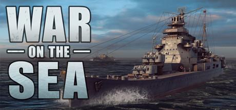 War on the Sea Capa