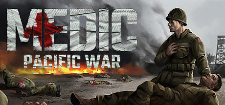 Medic: Pacific War Cover Image