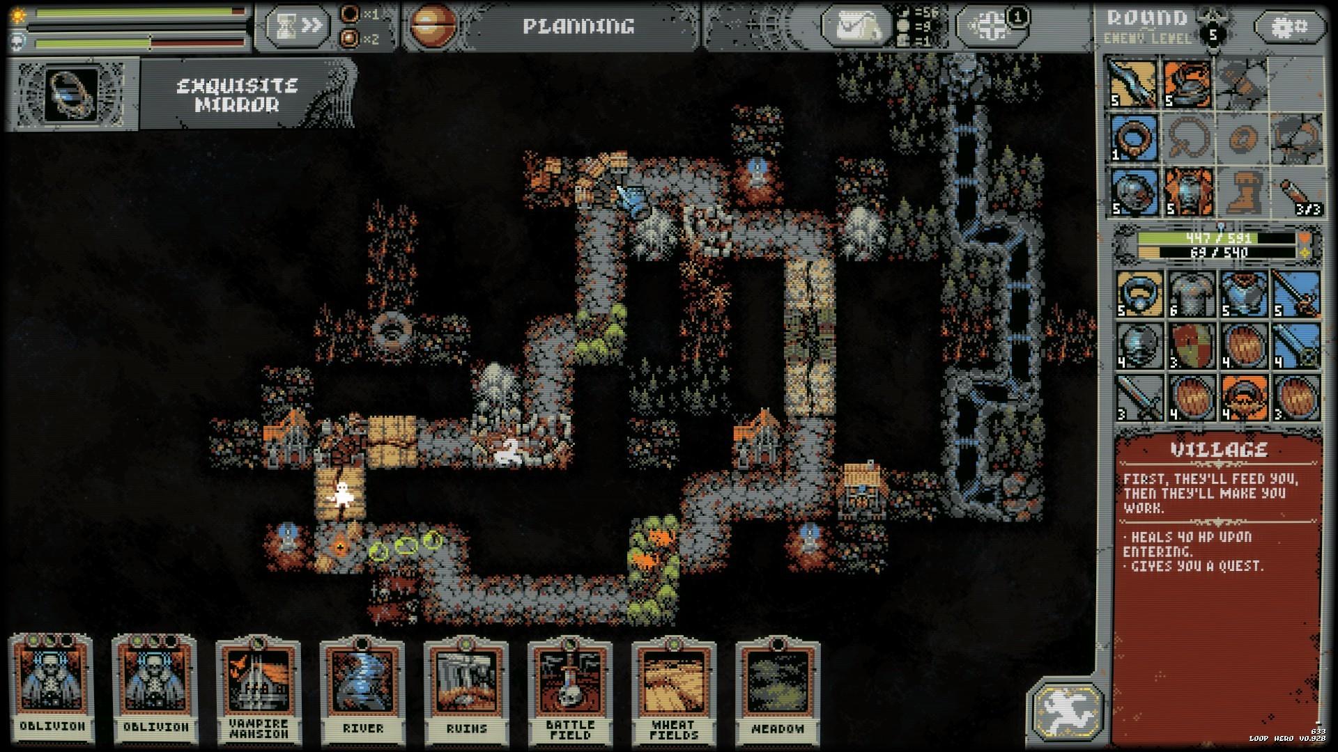 Loop Hero screenshot 1