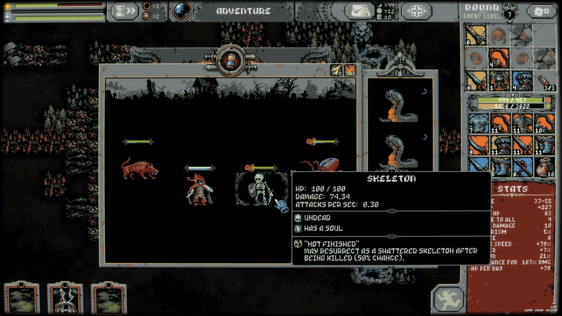 Loop Hero screenshot 3
