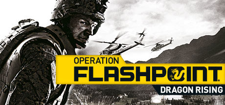 Operation Flashpoint: Dragon Rising Cover Image