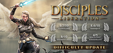 Disciples: Liberation Cover Image