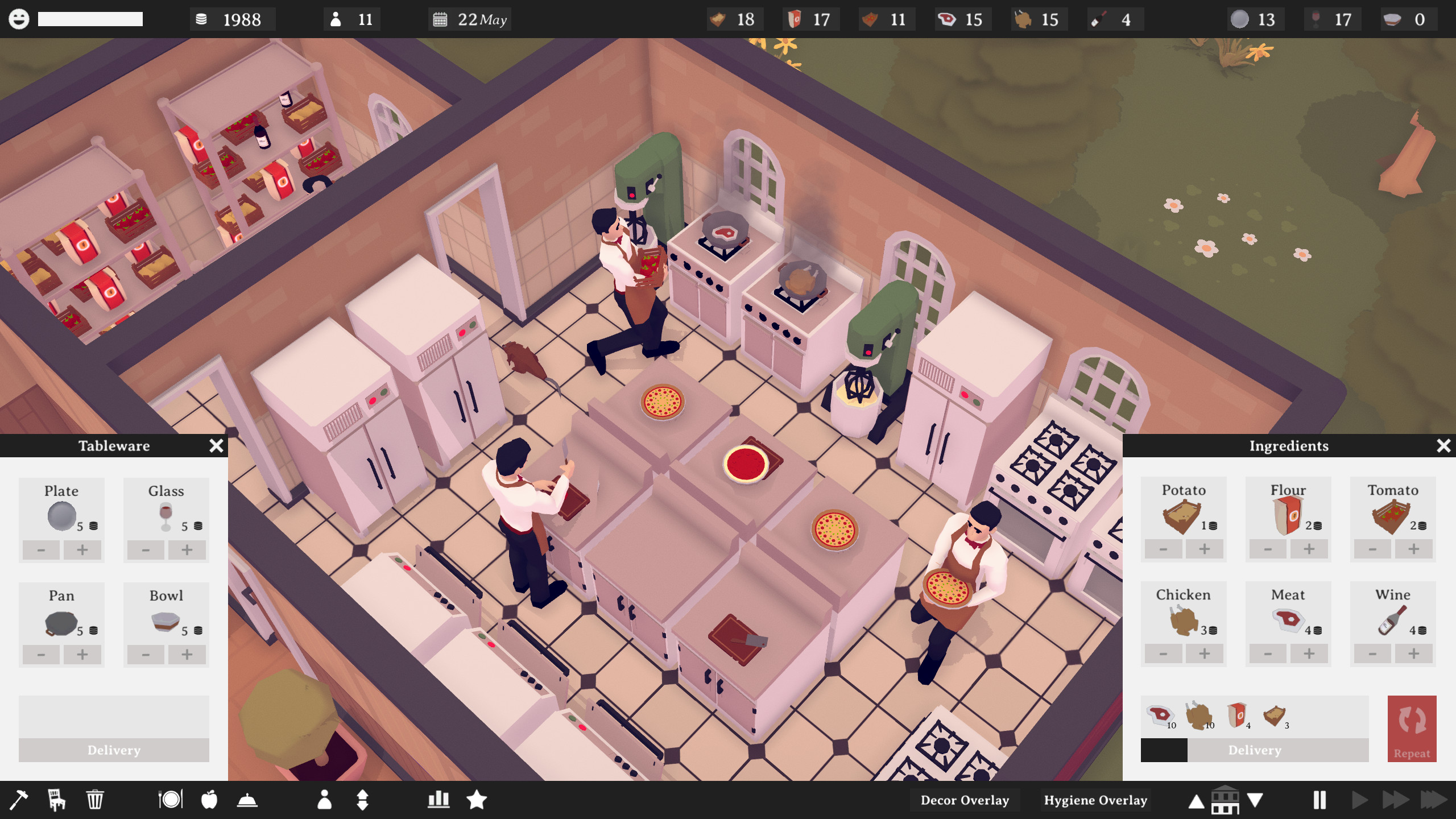 TasteMaker Restaurant Simulator Free Download
