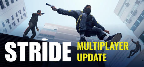 STRIDE Cover Image
