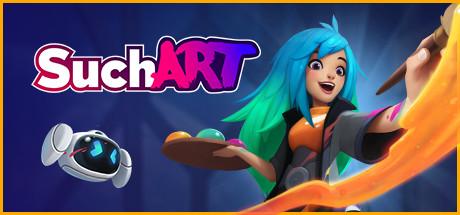 SuchArt: Genius Artist Simulator Cover Image
