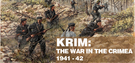 Krim: The War in the Crimea 1941-42 Cover Image