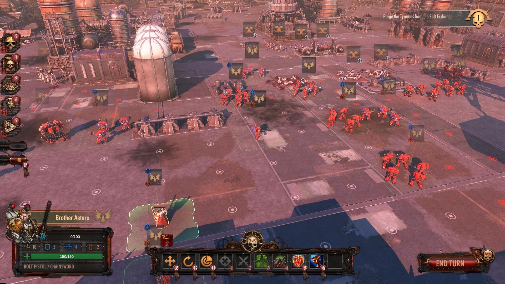 Warhammer 40000: Battlesector es confirmado para llegar a consolas Xbox 2