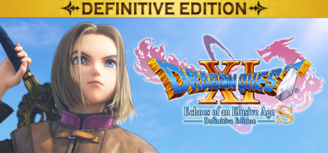 DRAGON QUEST XI S Echoes of an Elusive Age  Definitive Edition Capa