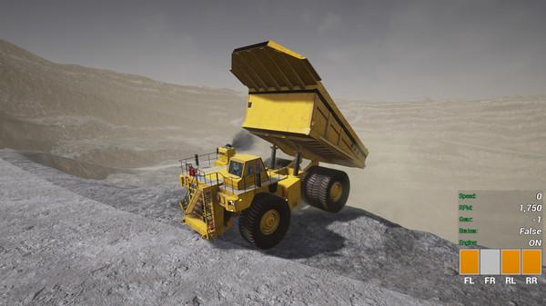 Quarry_Simulator_2020游戏最新中文版《采石场模拟器_2020》