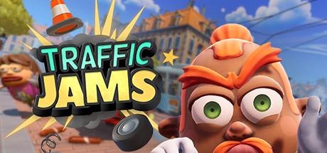 Traffic Jams Cover Image