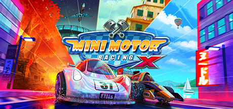 Mini Motor Racing X Capa