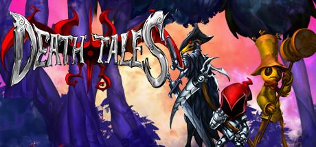 Death Tales Capa