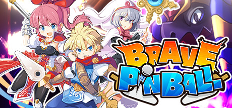 BRAVE PINBALL Cover Image