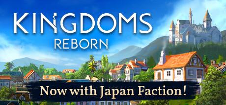Kingdoms Reborn Capa