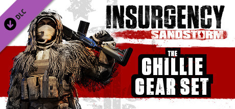 Ghillie Gear Set   DLC
