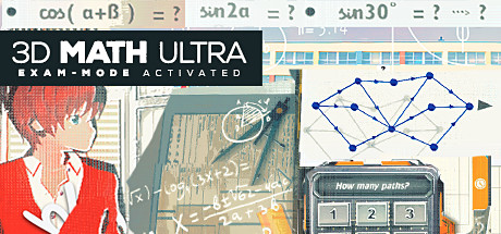 3D Math - Ultra Cover Image