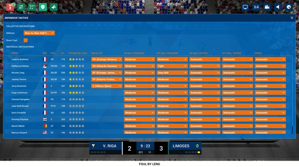 Pro Basketball Manager 2021 Free Steam Key 6
