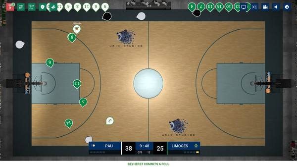 Pro Basketball Manager 2021 Free Steam Key 5
