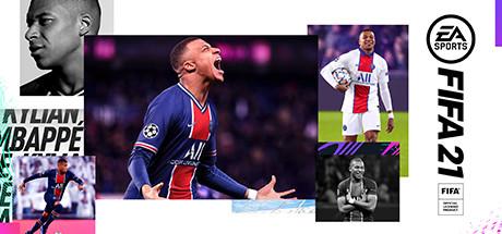 EA SPORTS™ FIFA 21 Cover Image