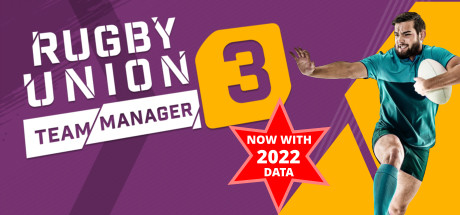 Rugby Union Team Manager 3 Cover Image