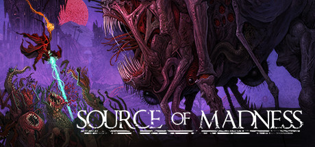Source of Madness [PT-BR] Capa
