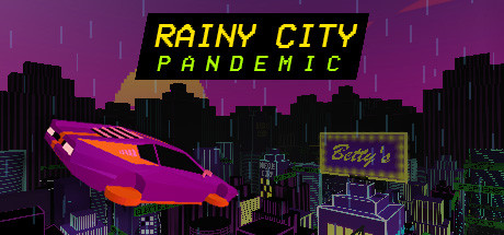Rainy City: Pandemic Cover Image