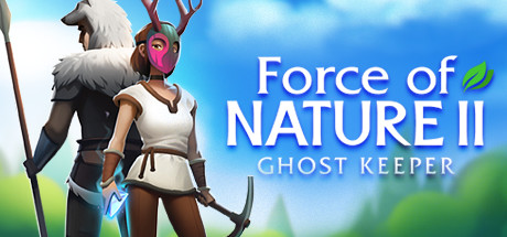 Force of Nature 2 Ghost Keeper Capa