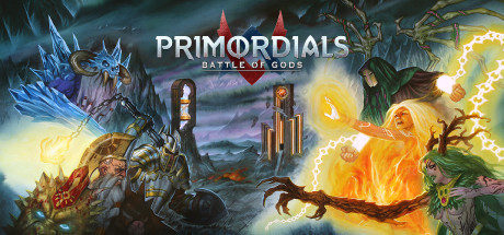 Primordials: Battle of Gods Cover Image