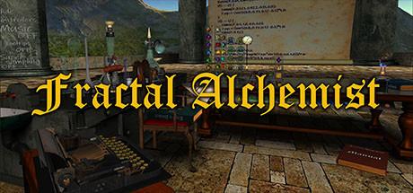 Fractal Alchemist Cover Image