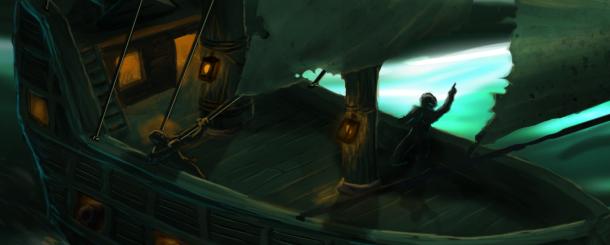 krakenshipatsea | RPG Jeuxvidéo