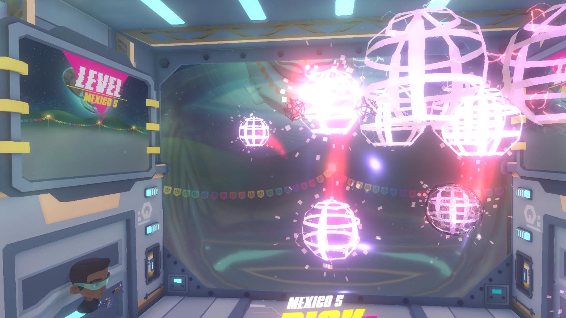 Oculus Quest 游戏《Pangman VR》射击球插图(2)