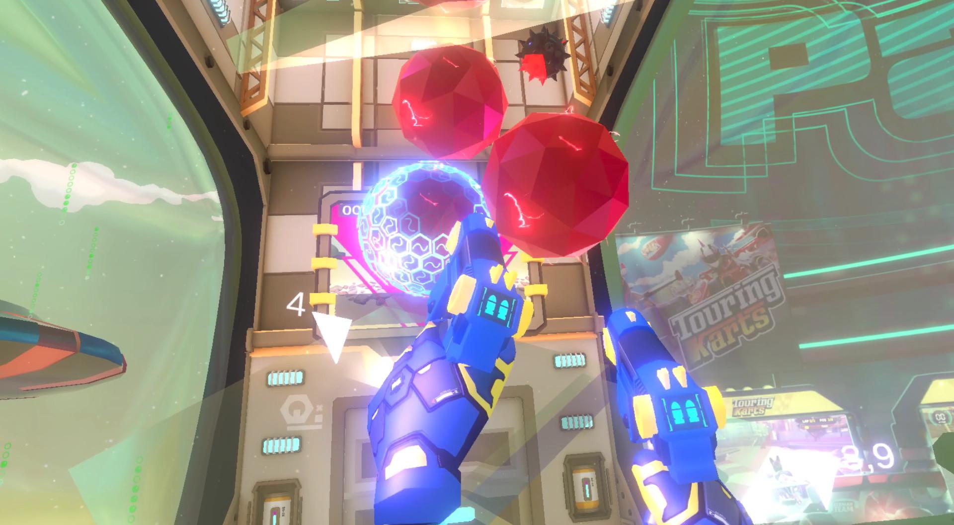 Oculus Quest 游戏《Pangman VR》射击球插图(1)