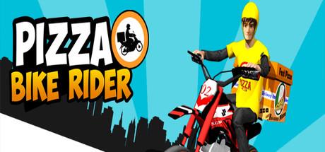 Pizza Bike Rider Cover Image